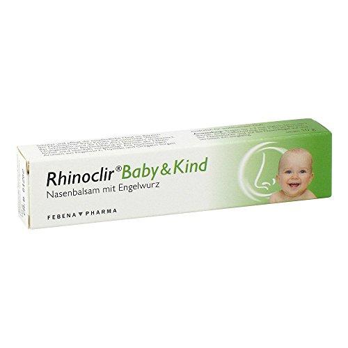Rhinoclir Baby & Kind Balsam, 10 g
