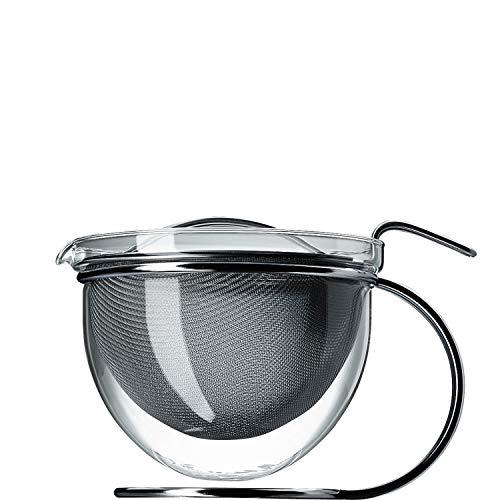 mono Filio Teekanne 1,5l inkl. Wunschgravur auf dem Kannendeckel