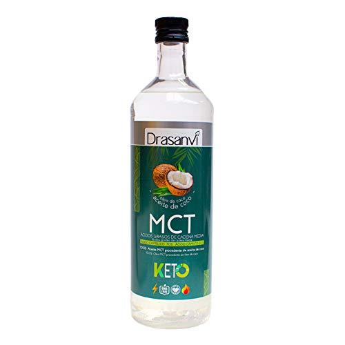 DRASANVI Aceite Coco 1000Ml Keto 1000 ml