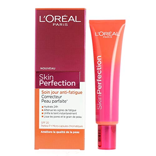 L'Oréal Paris Skin Perfection Anti-Falten-Tagespflege, gegen Müdigkeit
