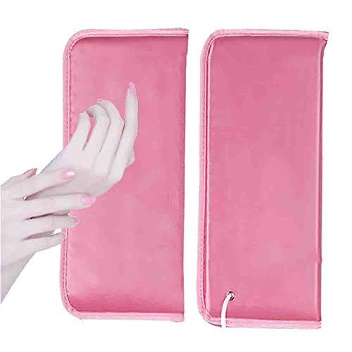 Mitaines thérapeutiques à la paraffine Nail Shop Beauté des pieds et des pieds Gants de chauffage électrique Couverture de pied de massage infrarouge 220v,Gloves