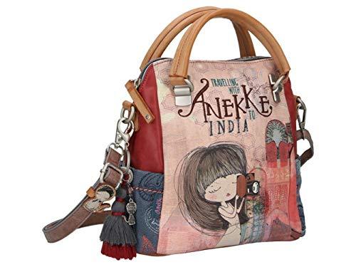 Anekke | Bolso convertible en mochila | Accesorios y Complementos para Mujer
