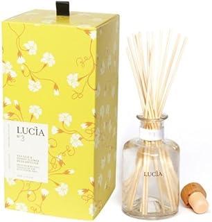 LUCIA Collection ルームディフューザー No.3 ティー(茶葉)&ワイルドハニー Tea Leaf&Wild Honey Room Diffuser ルシア コレクション ピュアリビング Pureliving