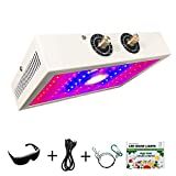 STARRUM LED Grow Lights,1200W Full Spectrum Grow Lamp with CREE COB LED Plant Lights for Indoor Plants,Hydroponic Greenhouse Seedlings Vegetables and Herbs