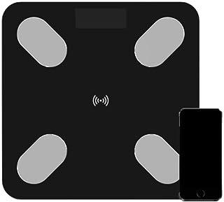 Bascula Bluetooth Body Scale Smart Bmi Scale Digital Baño Escala De Peso Inalámbrico Analizador De Composición Corporal Con Aplicación De Teléfono Inteligente