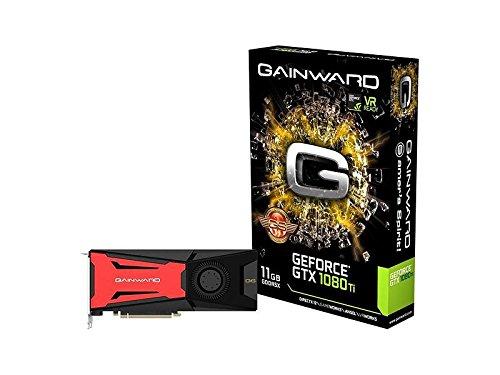 Gainward 3903 4K und Virtual-Reality, 11GB