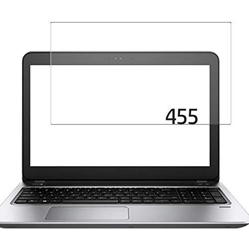 Vaxson 3 Stück Schutzfolie, kompatibel mit HP ProBook 455 G4 15.6
