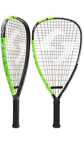 Gearbox 2019-2020, M40 165 - Raqueta de raquetbol de Color Verde neón