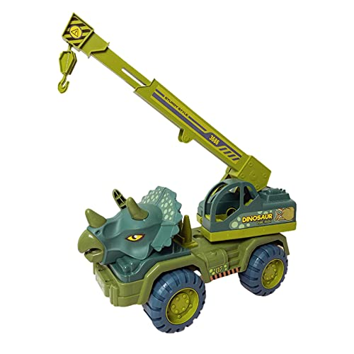 fosilily Dinosaurier Bauspielzeug,...