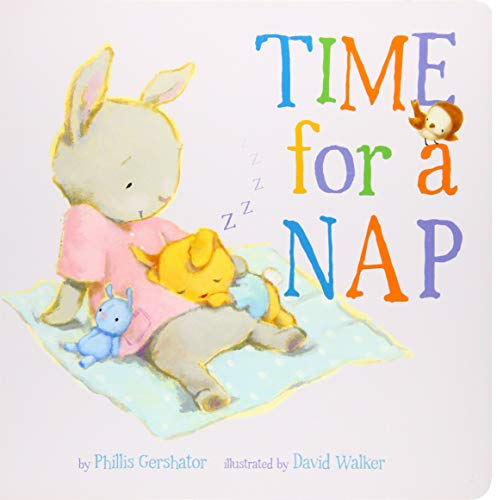 Time for a Nap (Volume 9) (Snuggle Time Stories)