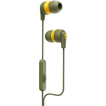 Skullcandy Ink'd Plus In-Ear Earbud - Olive