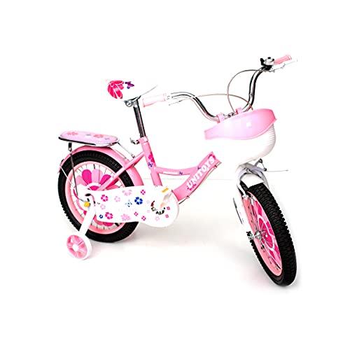 Bike Princess, Uni Toys, Rosa Aro 16, 60
