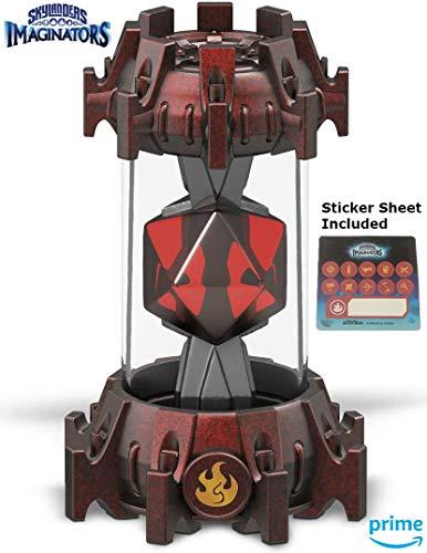 Skylanders Imaginators: Reactor Fire Crystal (Original Retail Box) - Limited Edition [Not Machine Specific]