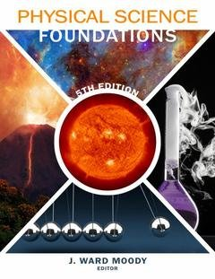 Physical Science Foundations 5th Edition