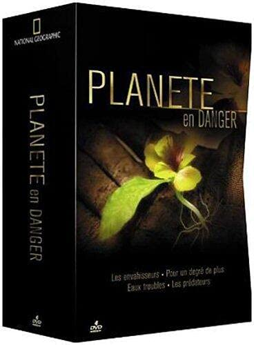 National Geographic - Vol. 1 : La Planète en danger - Coffret 4 DVD