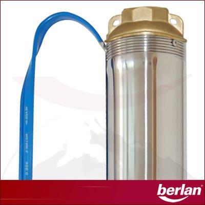 Berlan BTBP100-4-0.75 Tiefbrunnenpumpe - 2
