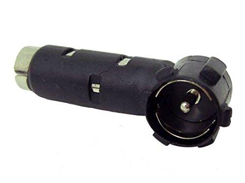 Antena Adaptador ISO a DIN Adaptador Antena Conector