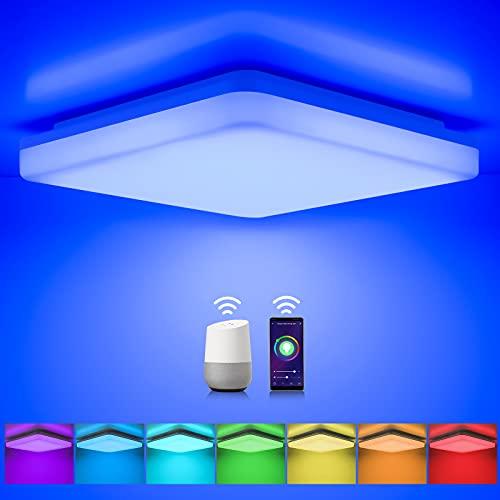 Oeegoo Smart LED Deckenleuchte