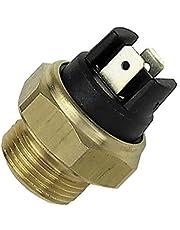 FAE 37310 interruptor de temperatura, ventilador del radiador, negro