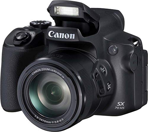 Canon Powershot SX70 Appareil Photo...