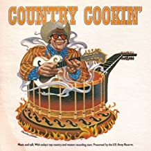 Country Cookin 1974 Radio Shows/ Transcriptions 161-164 Army Reserve Lps