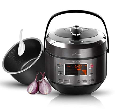 LUFTHOUS Robot de Cocina Cook Maker Premium, 3D Induction, S