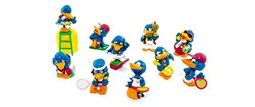 Kinder Überraschung Die Bingo Birds von 1996/97 (Komplettsätze)