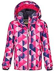 Killtec Viewy Mns Ski Jckt A Chaqueta funcional con capucha y paranieves. Niñas