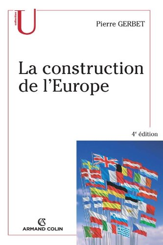 Download La Construction De L'Europe 