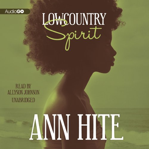 Lowcountry Spirit audiobook cover art
