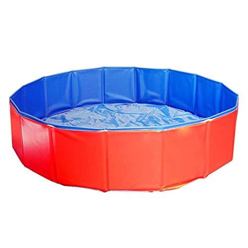 LT huisdier hond bad opvouwbare plastic huisdier wastafel schoonheid schoonmaken badkamer douche, 80 * 30cm
