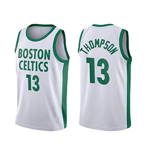 USSU Camiseta de baloncesto 2021 para hombre, sin mangas, para entrenamiento, informal, no borrosa, talla L