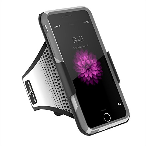Workout Armband for Otterbox Commuter - iPhone 6/6S (4.7) [Case not Included] (Encased