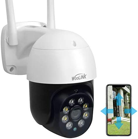 Security Camera Outdoor Wireless WooLink 3MP WiFi IP Surveillance Home Cameras Intelligent Full product image
