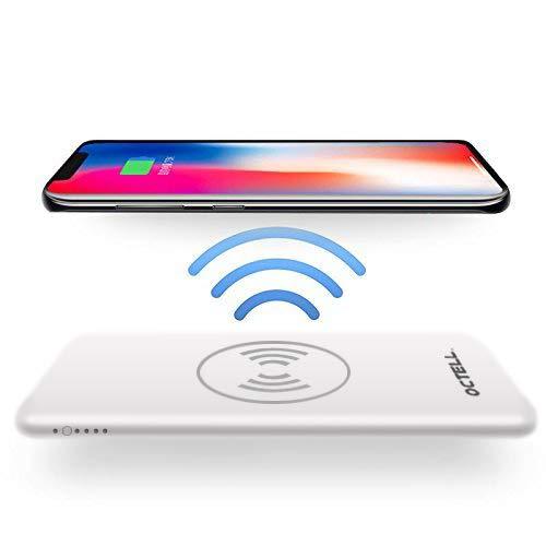 OCTELL Wireless 10000mAh Power Bank Portable...