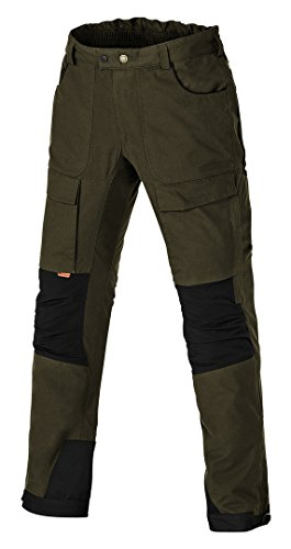 Pinewood Himalaya Extrem Pantalon pour Homme, Outdoorhose Himalaya, Oliva Oscuro/Negro, 44