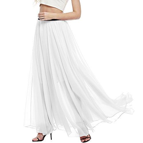 zalando långa kjolar