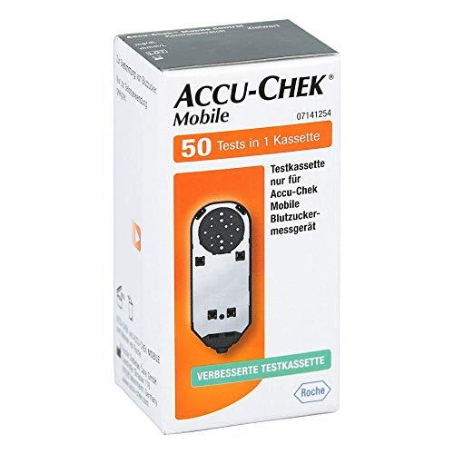 Accu Chek Mobile Testkassette 50 stk