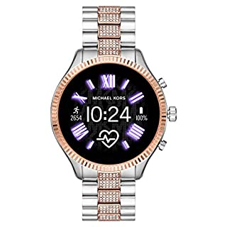 Michael Kors Access? Lexington 2 Touchscreen? Stainless Steel? Smartwatch, Two-Tone Silver/Gold-MKT5081 (B07TCR1ZGR) | Amazon price tracker / tracking, Amazon price history charts, Amazon price watches, Amazon price drop alerts