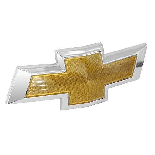 QingTanger Chrome Logo Sign Car Front Hood Emblem Badge Nameplate for Chevrolet Cruze