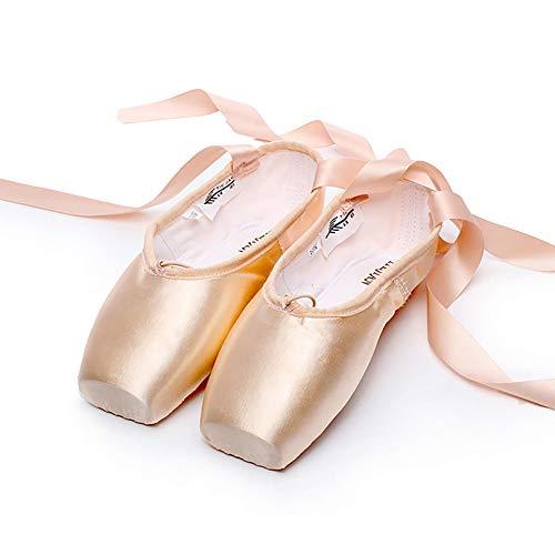 IFYG Zapatos de Ballet de Flecha de Hierro