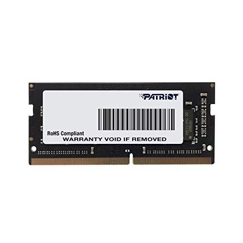 Patriot Memory Serie Signature SODIMM Memoria RAM DDR4 2666
