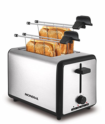 Mondial Smart Day 4 Slice Toaster