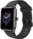 Smartwatch Donna Uomo,smartwatch Orologio Fitness Contapassi Cardiofrequenzimetro, Sfondo...