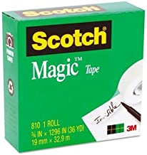 Scotch Magic Tape 19mm x 32.9m 810