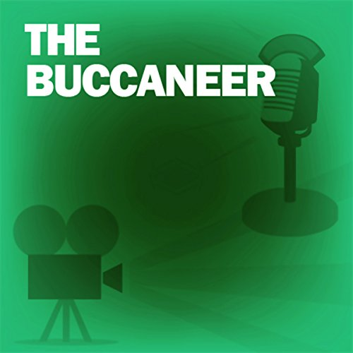 The Buccaneer audiobook cover art