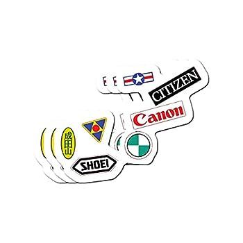 kaneda bike stickers
