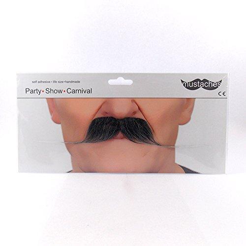 CDA Moustache 'Dandy' - Gris