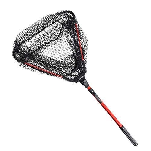 ZXLIFE@@ Multifunktionstisch Tennisball-Pickup, Tischtennisball-Pickup-Netz, Tischtennisball-Picker mit ausziehbarem Griff, leicht zu tragen, praktisch und langlebig
