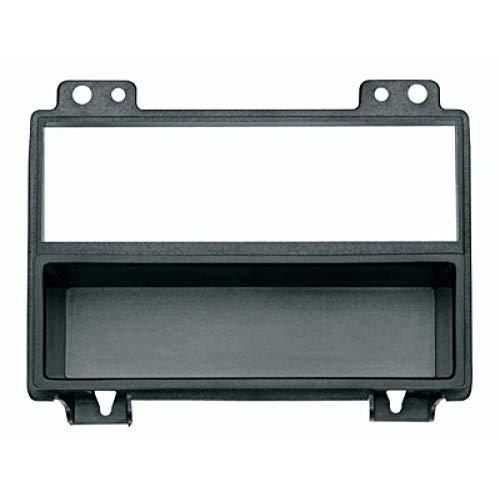 Sound-way 1 DIN Radiopaneel Frame Autoradio ondersteuning voor Ford Fiesta, Fusion